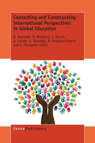 GERT's latest publication: Contesting and construction international perspectives in global education.